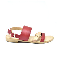 CARVIL Sandal Casual Ladies Juliet-L Red