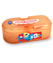 LustyBunny Powder Capsule Case - Orange TB 1528