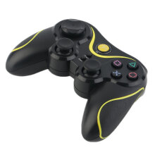 [OUTAD] NEW Wireless Bluetooth Joystick Controller Gamepad Generic For PS 3 Yellow
