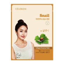 CELEBON SNAIL Collagen Essence Mask