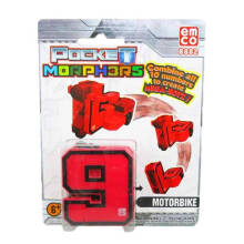 Emco Pocket Morphers Motorbike Number 9 6882