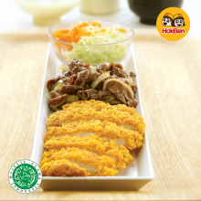 HokBen - Premium Set Beef Value Rp 60.500 (Include PB1)