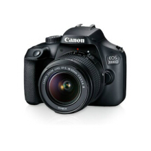 Canon EOS 3000D Kit 18-55mm DC III Black