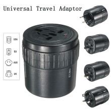 Blitzwolf UK/US/EU/AU Universal Travel Adapter AC Power Multi Plug Charger Converter HQ   -  -