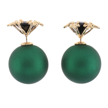 VOITTO Earrings - V29 Green