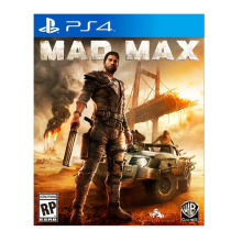 SONY PS4 Game Mad Max