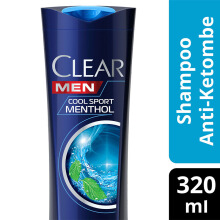 CLEAR Men Shampoo Cool Sport Menthol 320ml