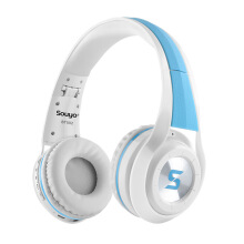 SOUYO Smart Wireless Headset Bluetooth Headset Folding Phone Headset