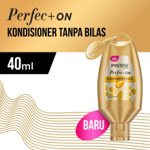 PANTENE Conditioner Tanpa Bilas Pro-V Perfec+On 40ml Conditioner