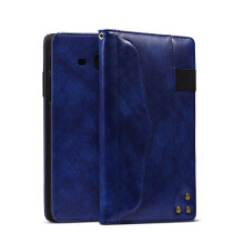 RockWolf Samsung Tab a 7.0/T280 case Multi-function PU leather large capacity