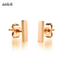 murtoo Women's earring rose gold