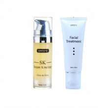 ERTO'S Paket Facial Kinclong Beauty Skincare Whitening Face Set