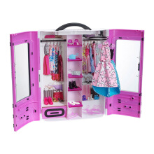 BARBIE Ultimate Closet ( Purple ) DPP71