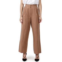 Shop At Velvet Marc Trousers  - Brown
