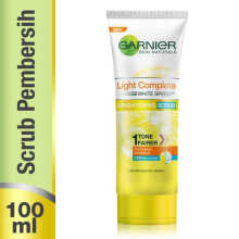 Garnier Light Complete White Speed Brightening Scrub - 100 Ml