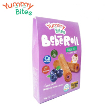 Yummy Bites BEBEROLL 40 gr (Blueberry)