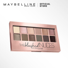 MAYBELLINE The Blushed Nudes Eyshadow Palette Pink