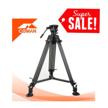 Coman Tripod DX16 Black