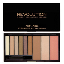 Make up Revolution Euphoria Palette - Bare Others