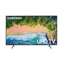 Samsung 55NU7100 4K UHD 7 Series Smart Flat LED TV [55 Inch] Khusus Wilayah Jk