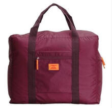 Foldable Travel Bag - Fuschia