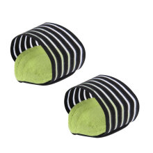 [COZIME] Health Feet Protect Care Pain Arch Support Cushion Footpad Run Up Pad Foot   green