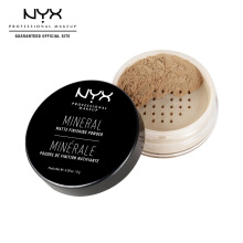 NYX Professional Makeup Mineral Finishing Powder - Medium Dark