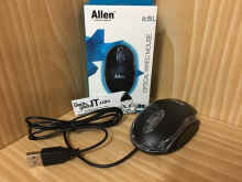 Gado Gado IT - Mouse Optical Wired Usb With 1000Dpi Murah & Good Quality Product