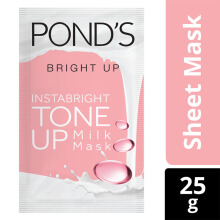 PONDS Instabright Tone Up Milk Mask Bright Up 25gr
