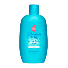 JOHNSON & JOHNSON Active Fresh Bath 200ml