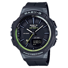 Casio Baby-G BGS-100-1ADR For Running Series Resin Band [BGS-100-1ADR]