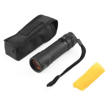 [COZIME] Compact Lightweight Mini Monocular Telescope10*25Camping Hiking Hunting Sports black