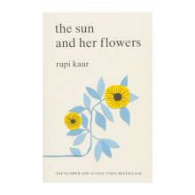 The Sun And Her Flowers Import Book - Rupi Kaur 9781471165825