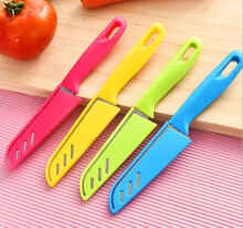 RADYSA Pisau Buah Set knife Buah Sayur Dapur Stainless Steel RANDOM Berwarna Others