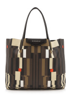 Pre-Owned Givenchy Antigona Shopping Small Tote