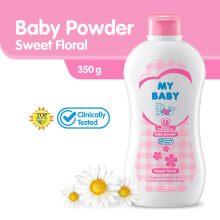 MY BABY Powder Sweet Floral - 350gr