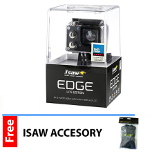 Isaw EDGE 4K Lite Edition - Black
