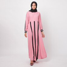 NAFEESA Nafeesa Aghia Sporty Dress  Pink Allsize Pink All Size