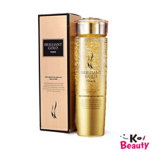 AHC BRILLIANT NOURISHING FIRMING HYDRARING GOLD TONER 140ML
