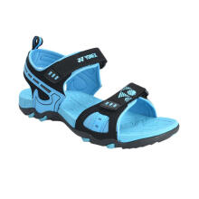 YONEX Men's Sandals - Mexico - Black/Blue