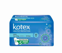 KOTEX Soft & Smooth Maxi Plus Non Wing - 10 S