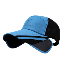 SiYing Fashion UV-resistant retractable UV mirror baseball cap