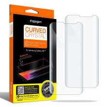 Spigen Curved Crystal Screen Protector For Galaxy S8 Plus Clear