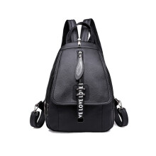 Wei's Exclusive Selection Fashion Women's Waterproof PU Backpack B-NVBM6933