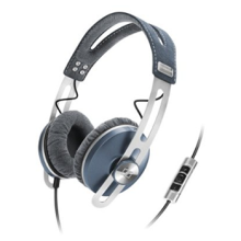 SENNHEISER MOMENTUM on ear leotonic headset wired blue