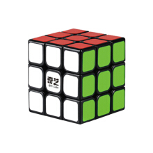Qiyi cube 3x3x3 5.7CM Speed Magic Cube Puzzle New Cubo Magic Sticker Kids Adult Educational Toys