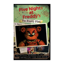 The Freddy Files (Five Nights at Freddy's) - Scott Cawthon & Kira Breed-Wrisley 9781338139341