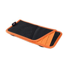 JMS - 1 Pcs Car Sun Visor Organizer - CD Holder Model 40302BGACBKB Warna Orange