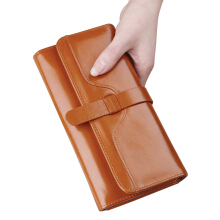 Si Ying S414 Import Ms. Wallet / Korea original / Long zipper wallet