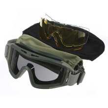 [COZIME] Explosion-proof Military Shooting Glasses Eye Protection with 3 Lenses Others